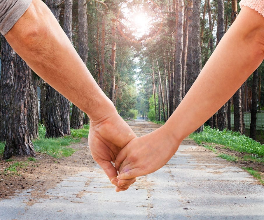 7 friendship types that appear during separation and divorce explained with a simple road analogy.