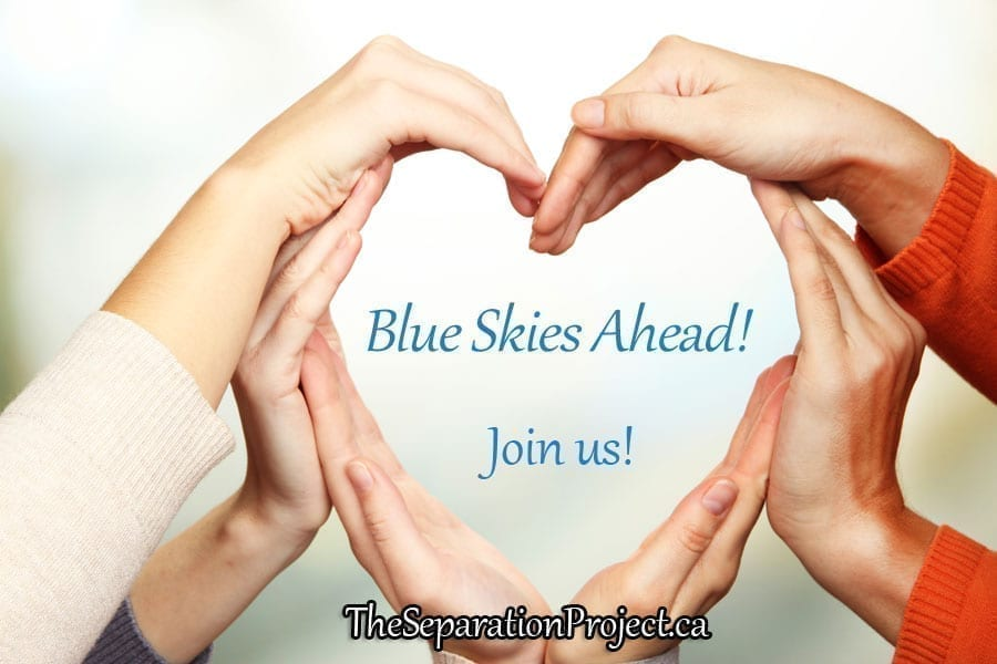 Blue Skies Ahead! Separation and Divorce Seminar and Support Group