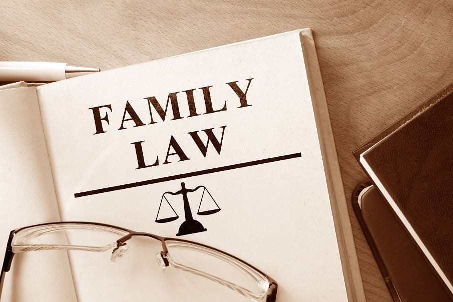 hire the right lawyer for family law