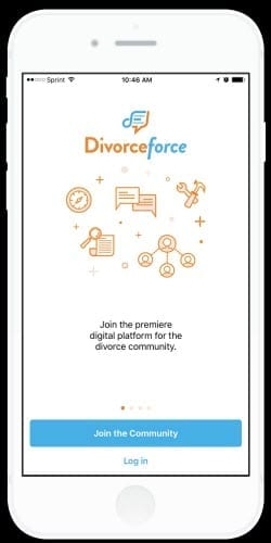 DivorceForce app